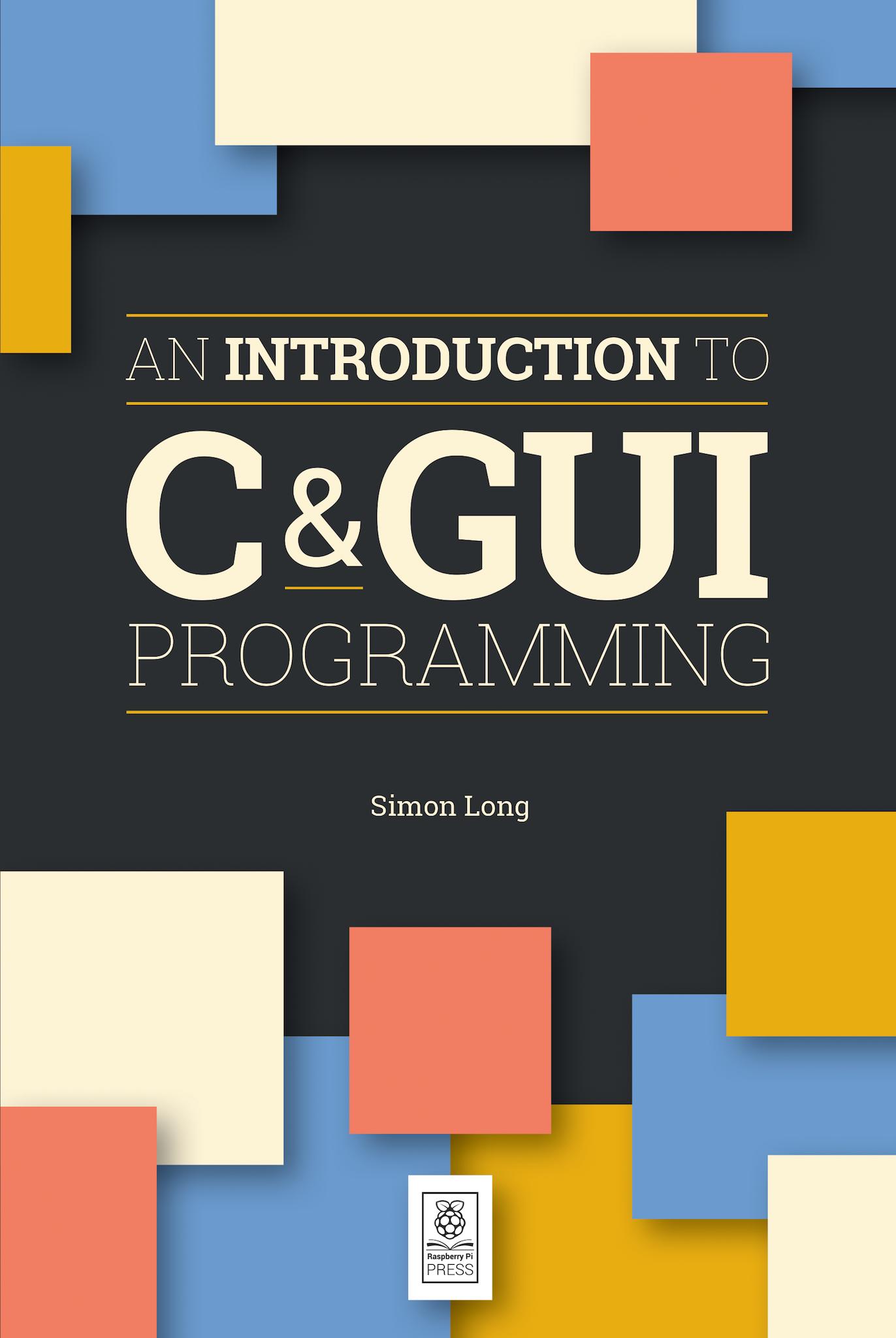 Gui programming cover