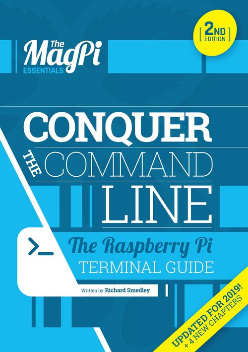 Essentials - Conquer the Command Line