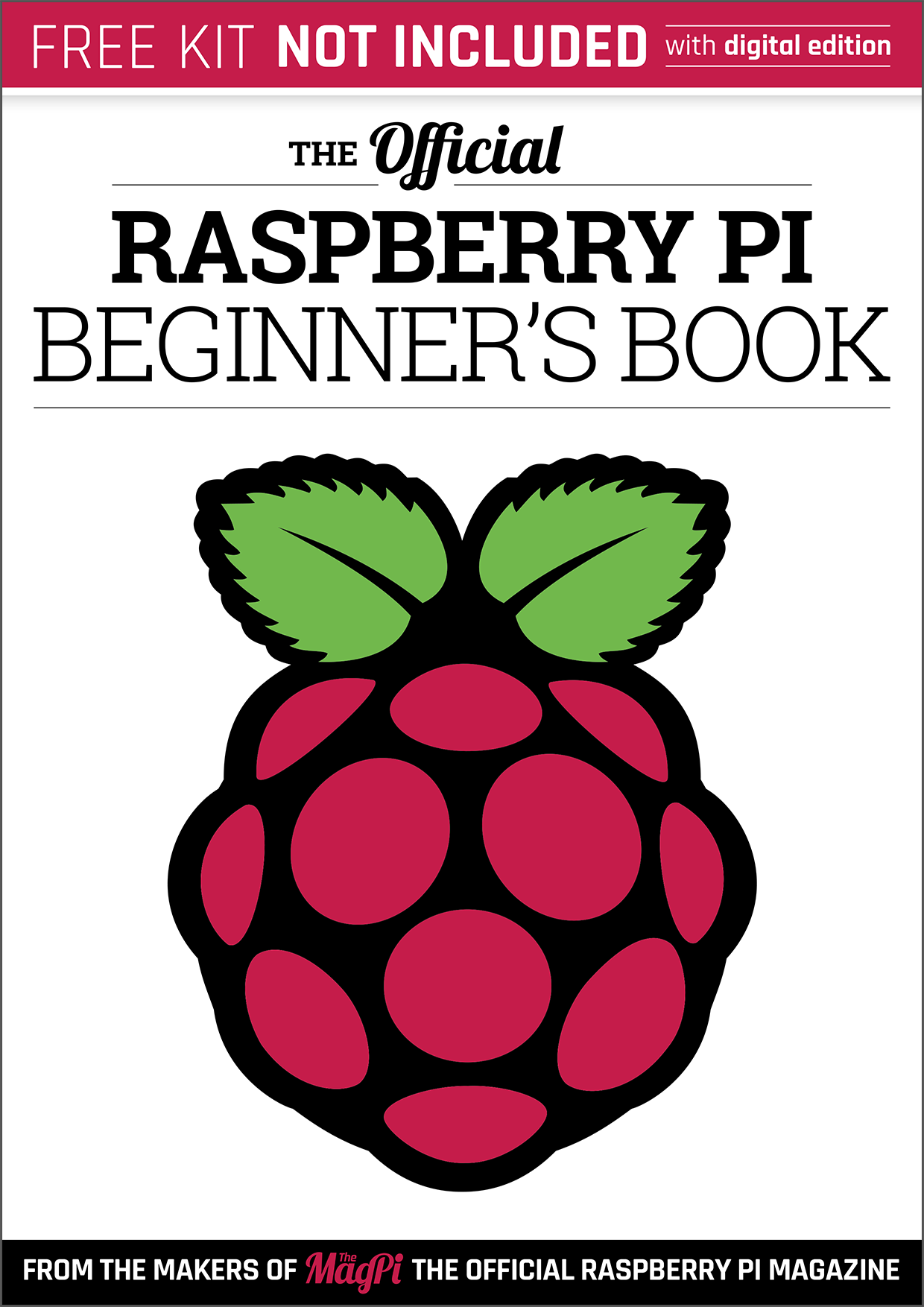 Beginner's Book 1 — The MagPi magazine