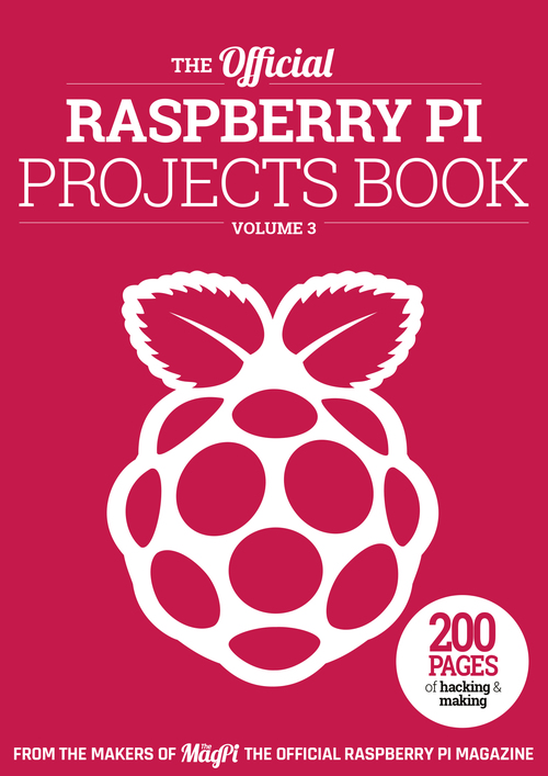 Cover of Projects Book 3