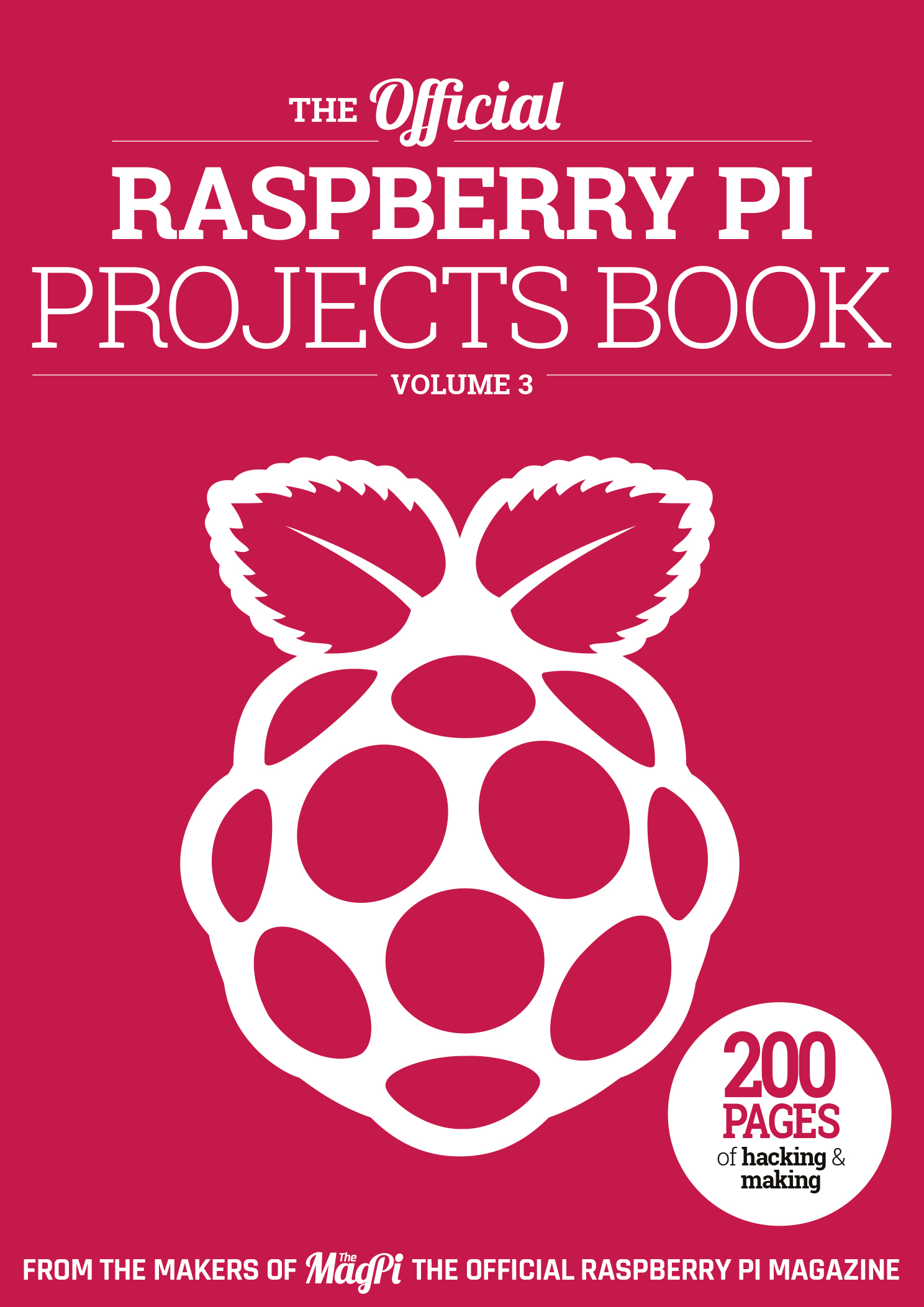 Projects Book 3 — The MagPi magazine