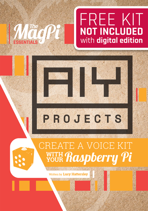 Cover of AIY Voice Essentials