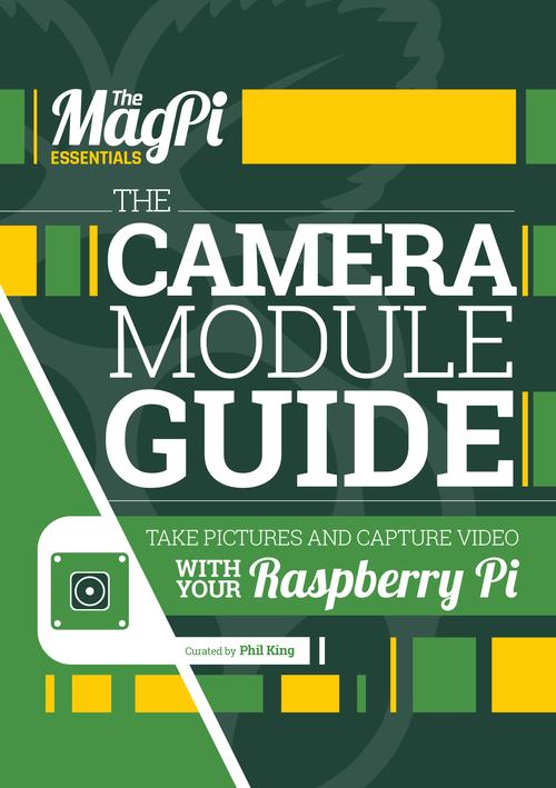 Cover of Essentials - Camera Module Guide