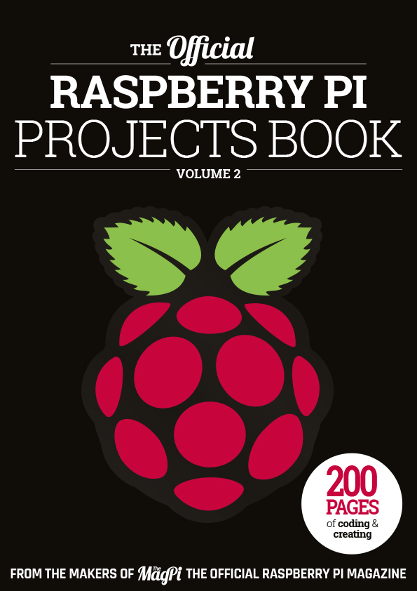 Projects Book 2 — The MagPi magazine