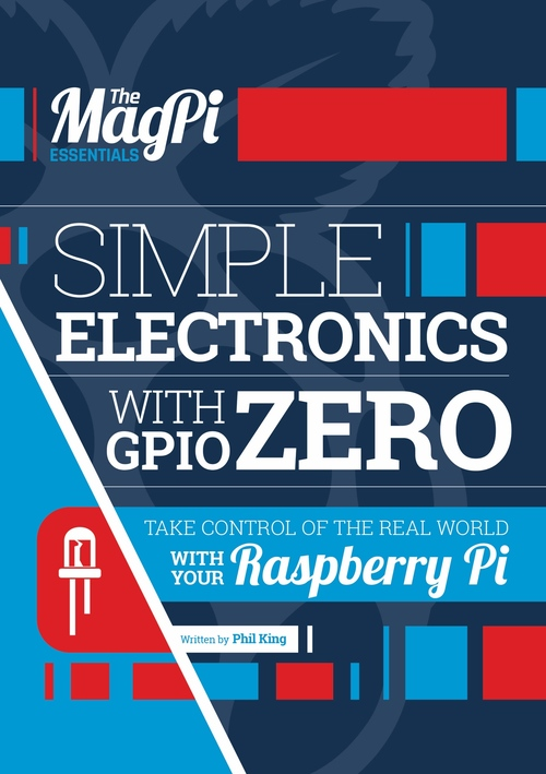 Cover of Essentials - GPIO Zero Electronics