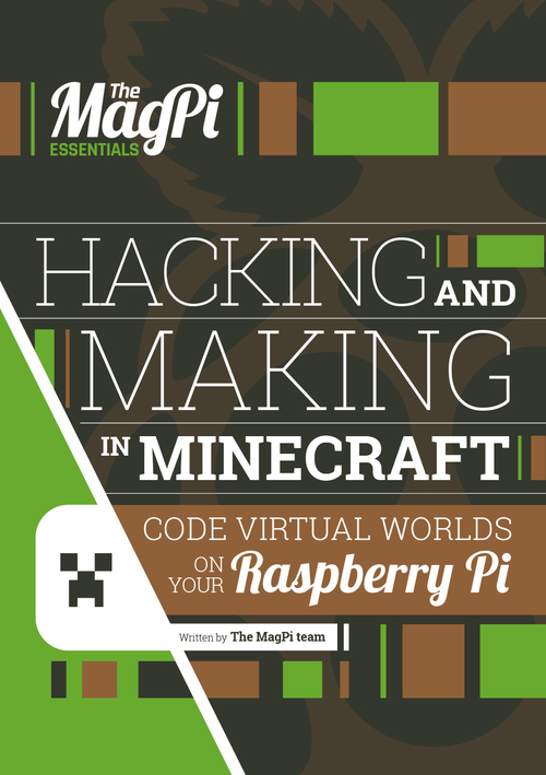 Cover of Essentials - Making with Minecraft