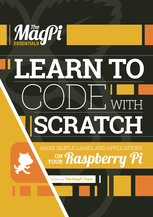 Cover of Essentials - Learn to Code with Scratch