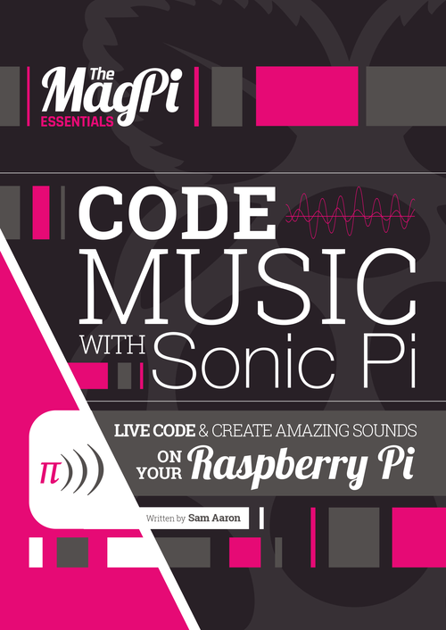 Cover of Essentials - Code Music with Sonic Pi