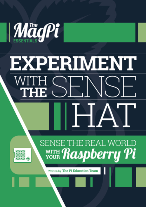 Cover of Essentials - Sense HAT Experiments