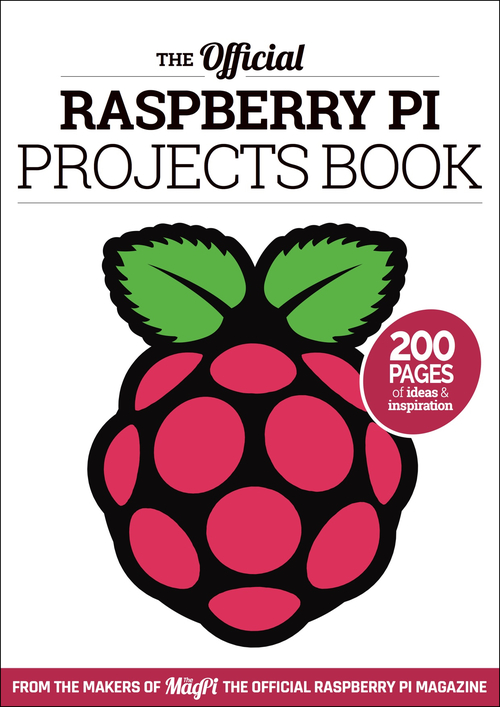 Cover of Projects Book