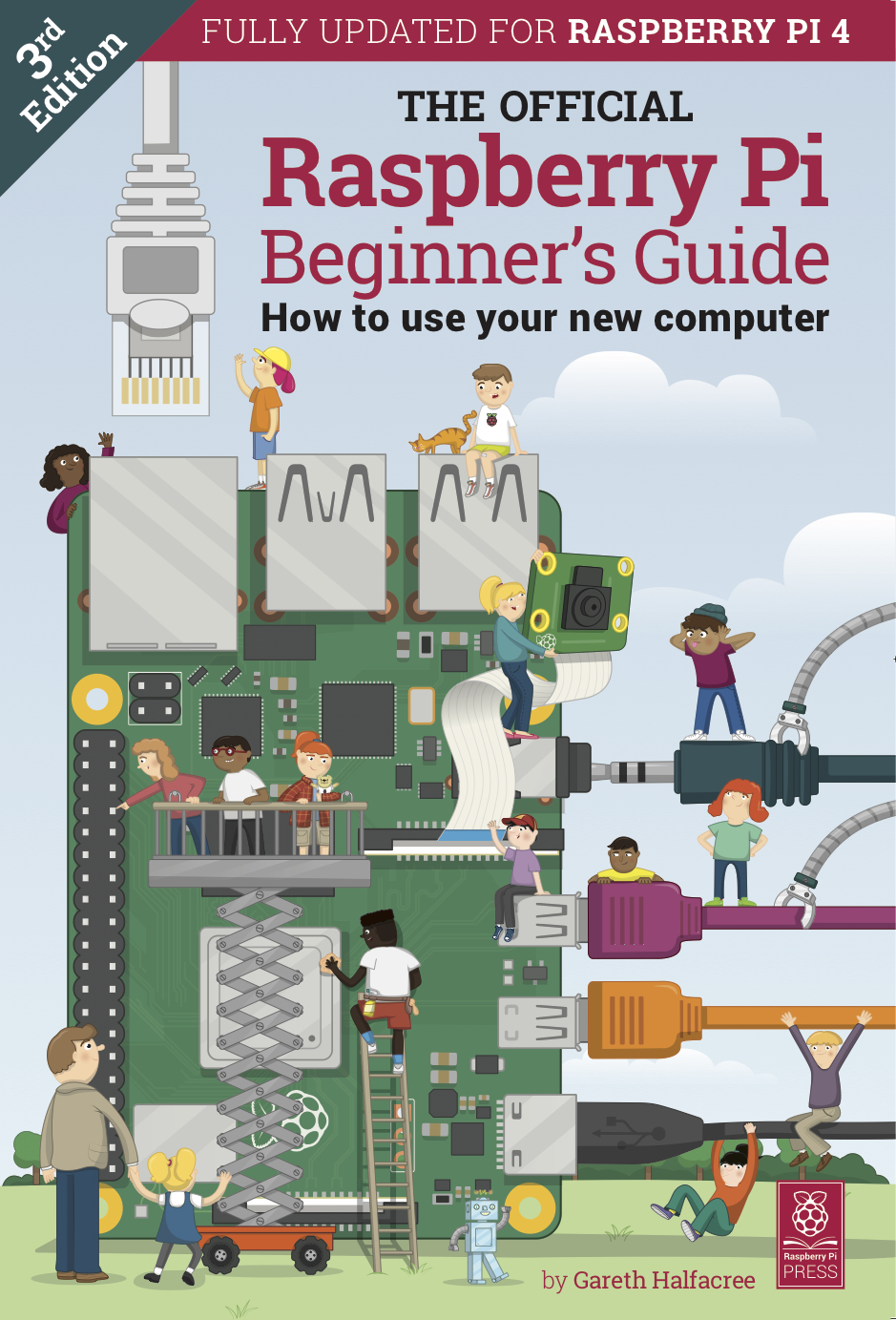 Raspberry Pi Beginner's Guide v3 — The MagPi magazine