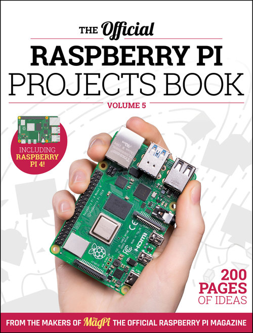 Cover of Projects Book 5
