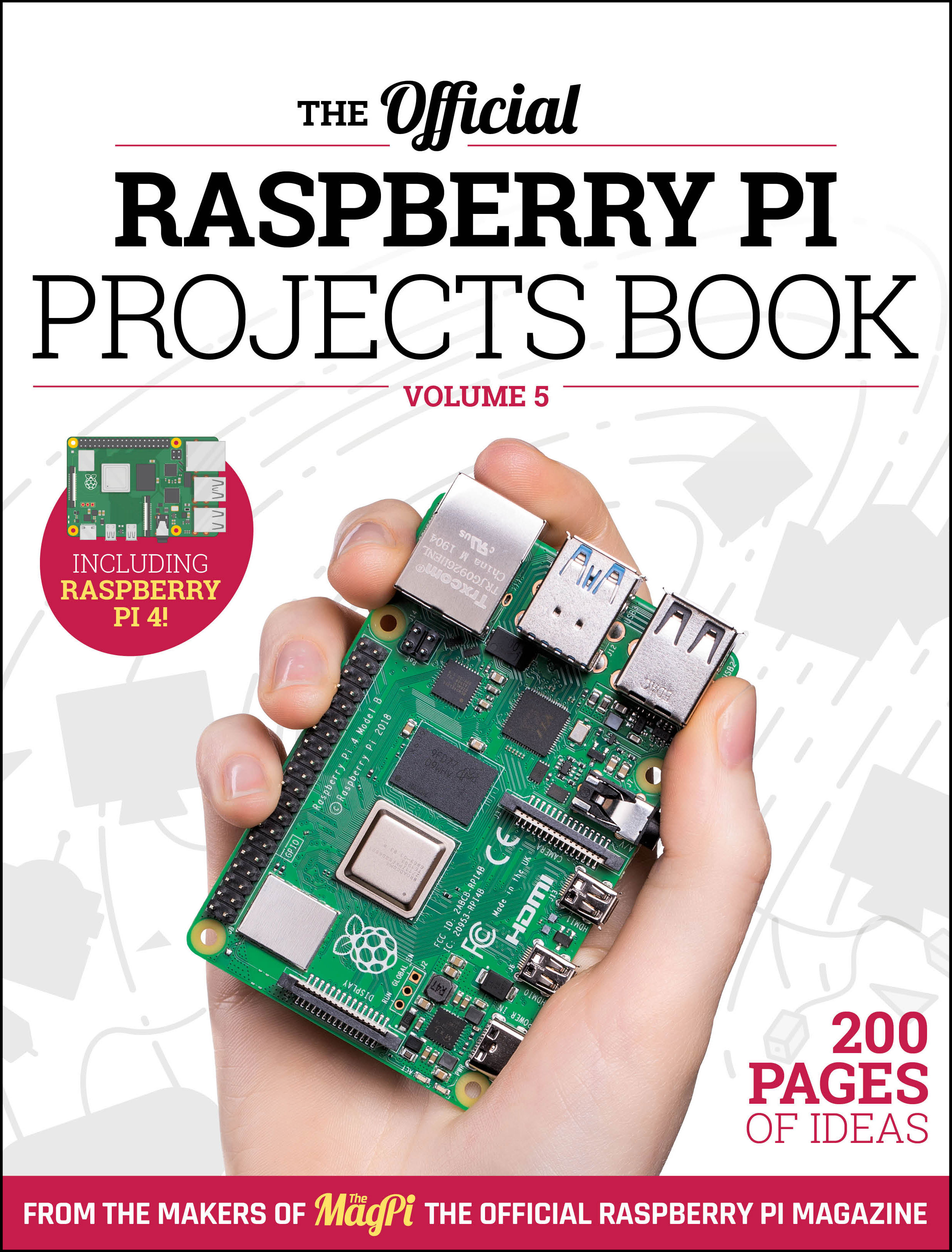 Projects Book 5 — The MagPi magazine