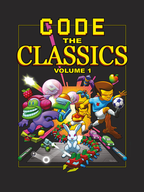 Cover of Code the Classics – Volume 1