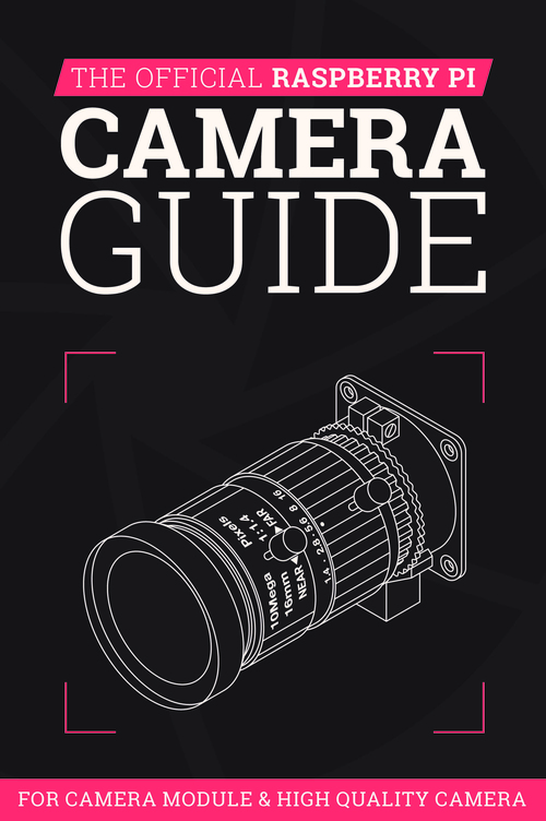 Cover of Raspberry Pi Camera Guide