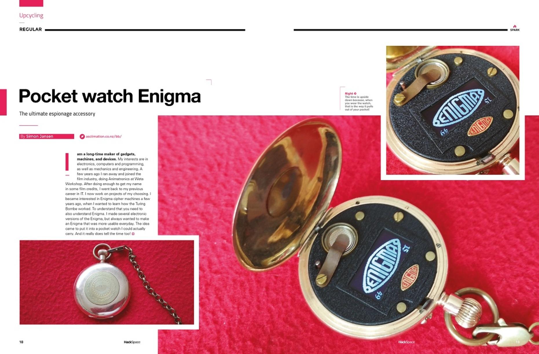 Issue 16 — HackSpace magazine