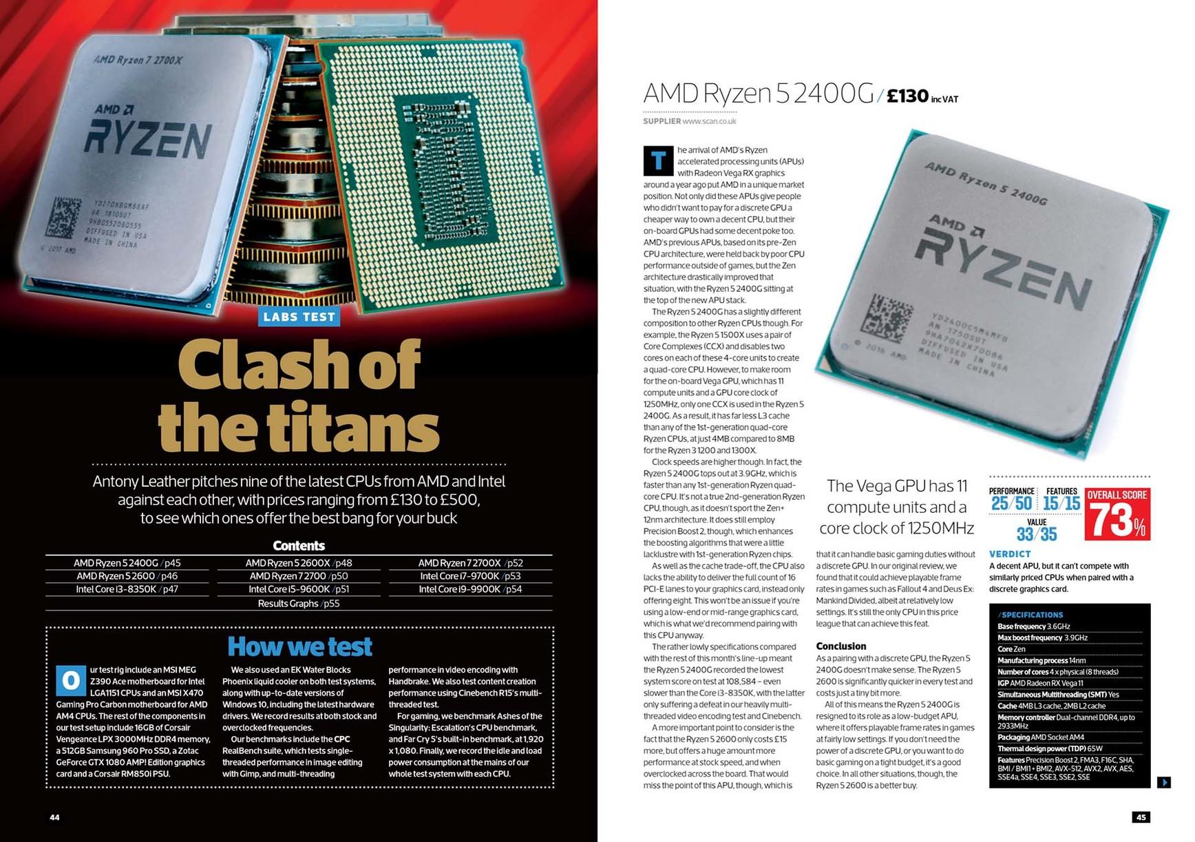 Issue 189 — Custom PC