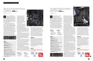B550 Motherboard Labs