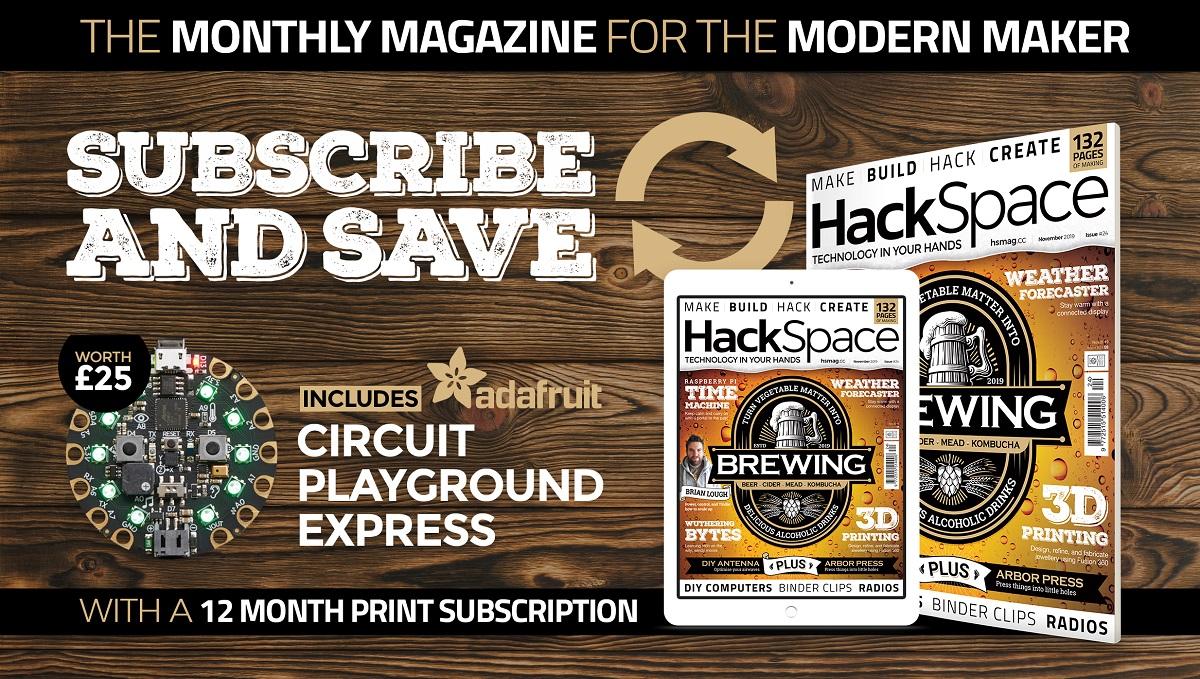 HackSpace magazine issue 24 cover