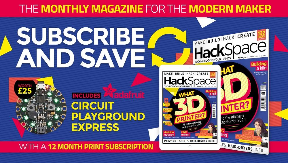 HackSpace magazine issue 26 cover