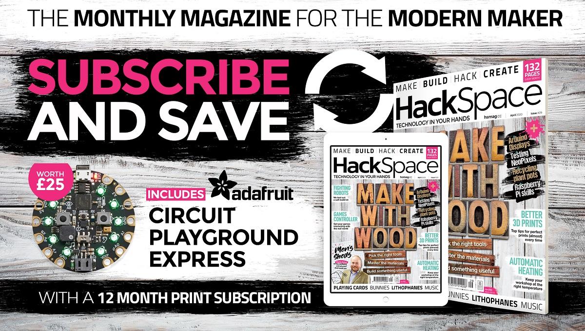 HackSpace magazine issue 29 cover
