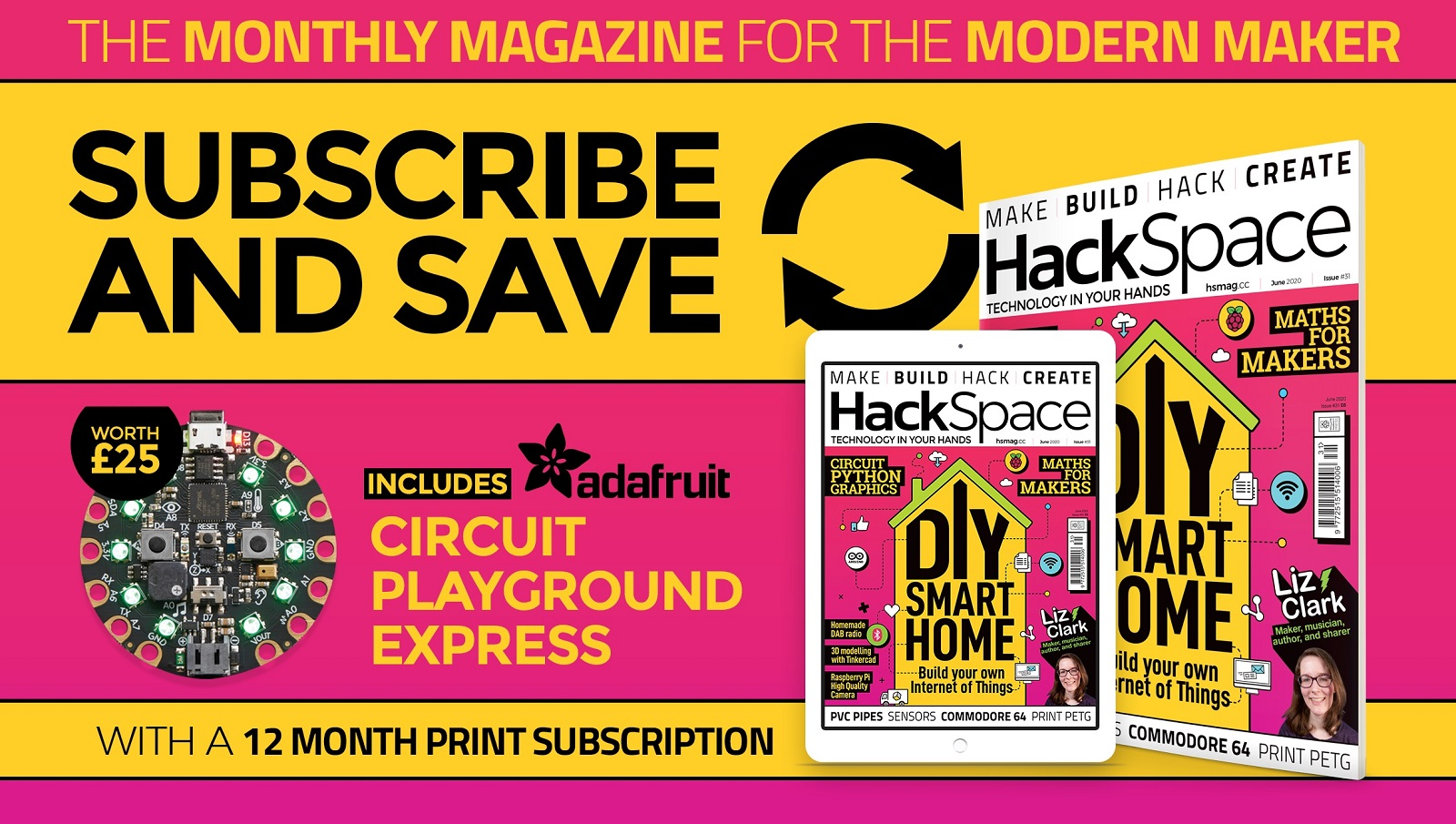HackSpace magazine issue 31 cover