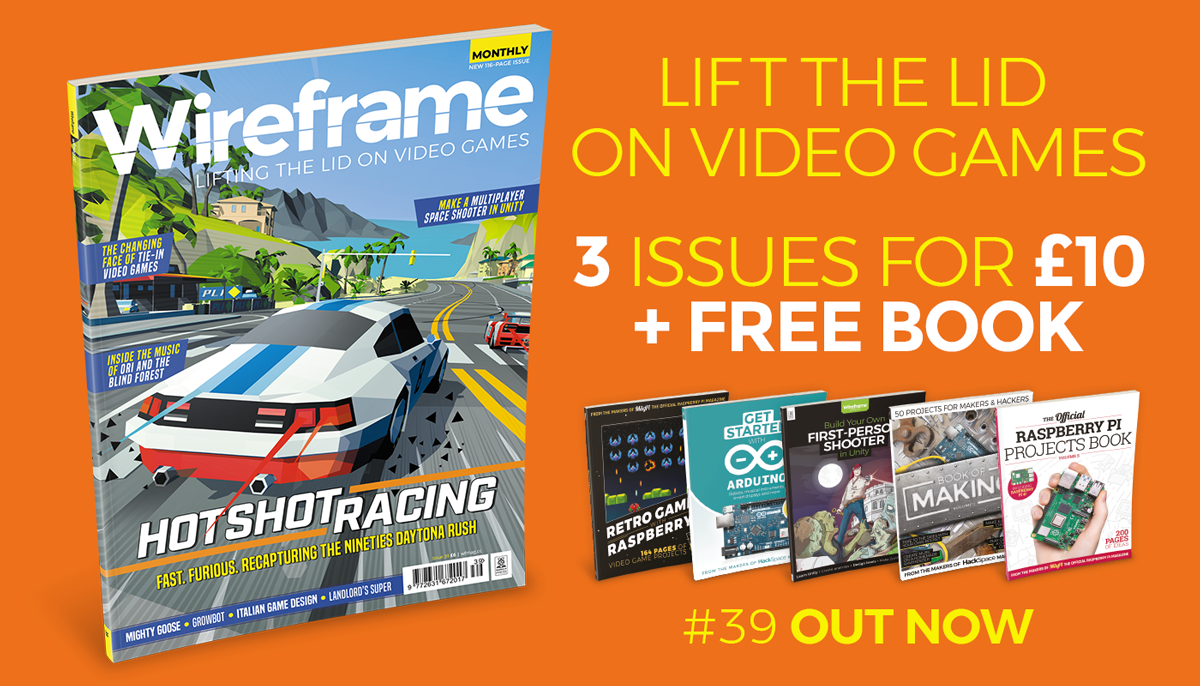 Wireframe issue 39 cover