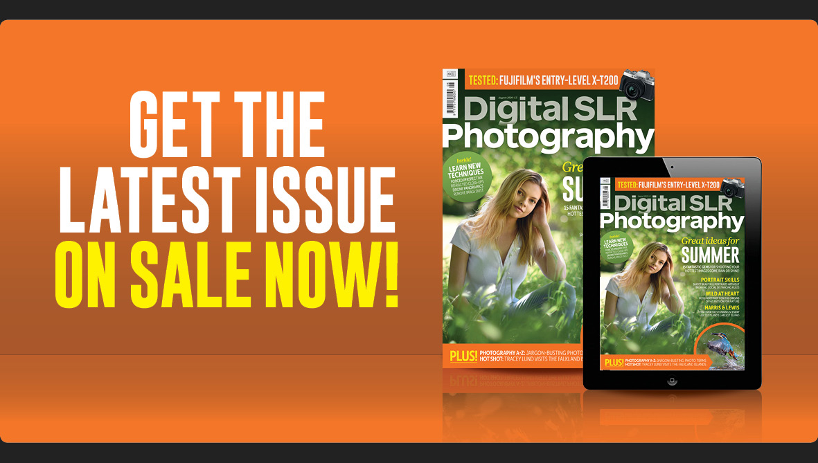 Digital SLR Photography issue 165 cover