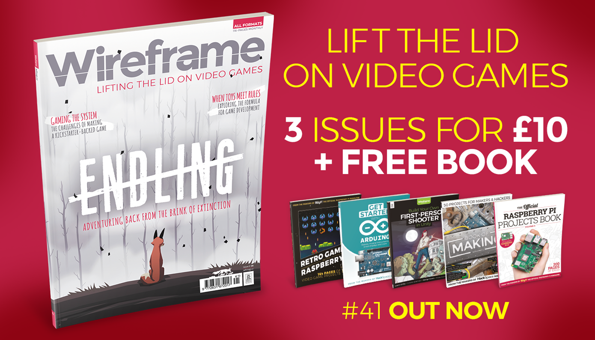 Wireframe issue 41 cover