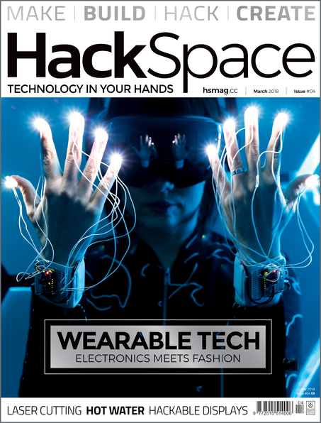 HackSpace magazine Issue 4 cover