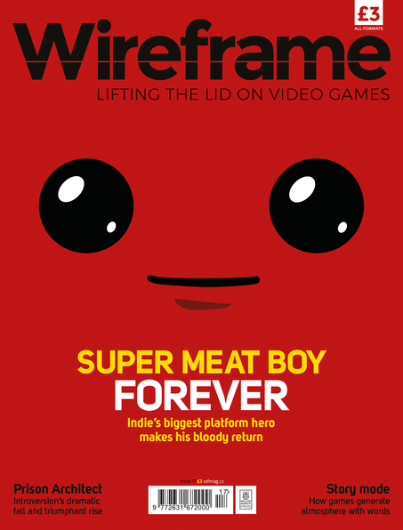 Wireframe Issue 17 cover