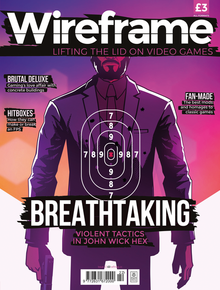 Wireframe issue 22 cover