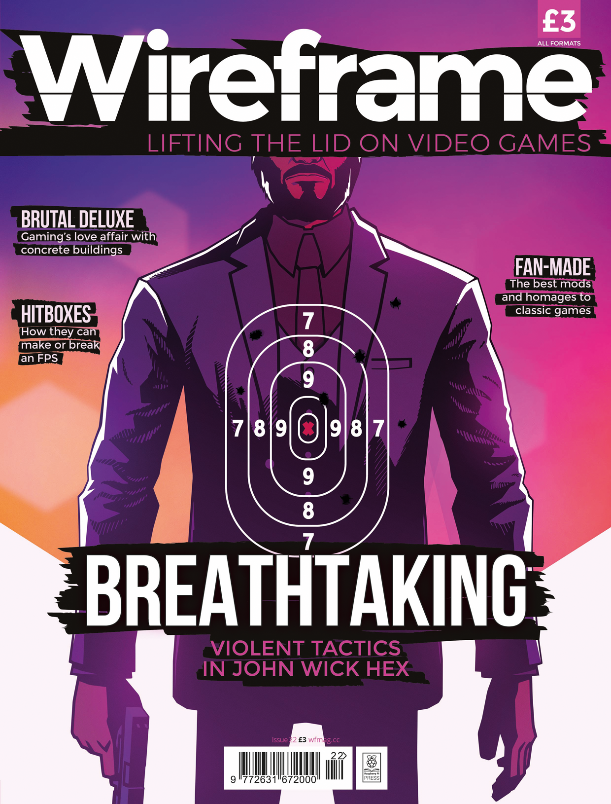 Issue 22 cover