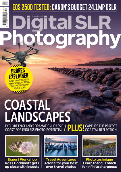 Digital SLR Photography issue 155 cover