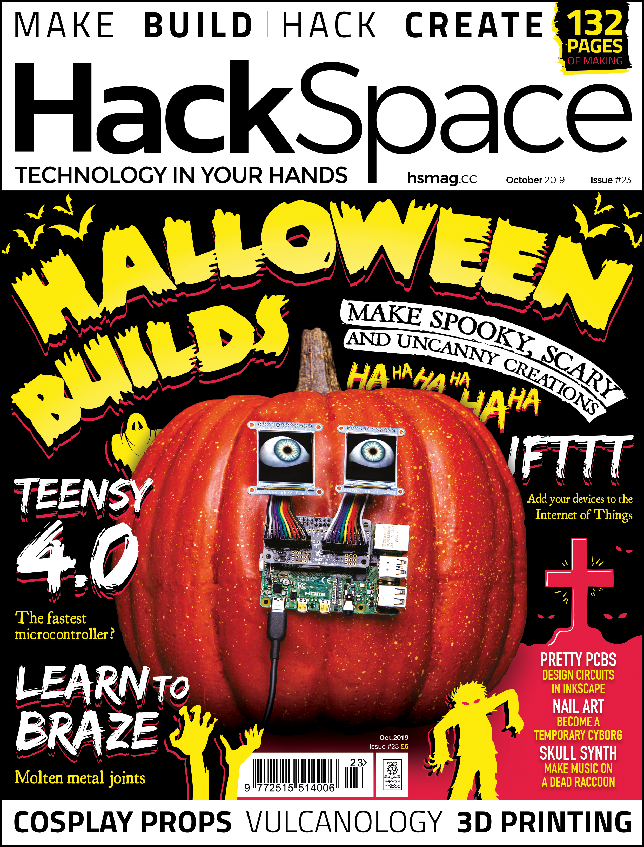 Issue 23 cover