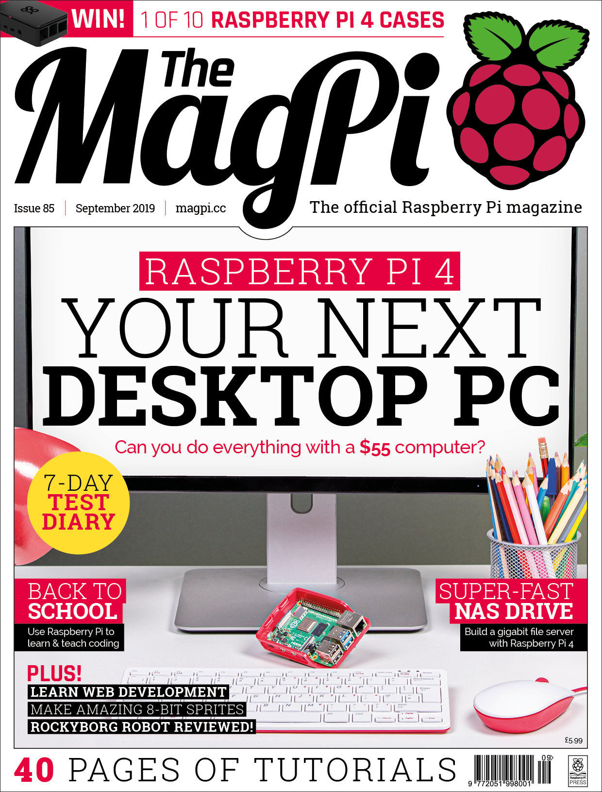 001 magpi85 cover