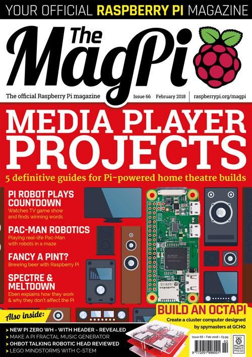 Magpi66 cover