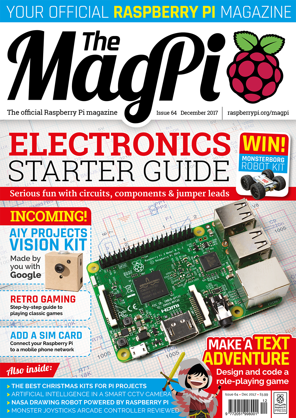 Magpi64 cover