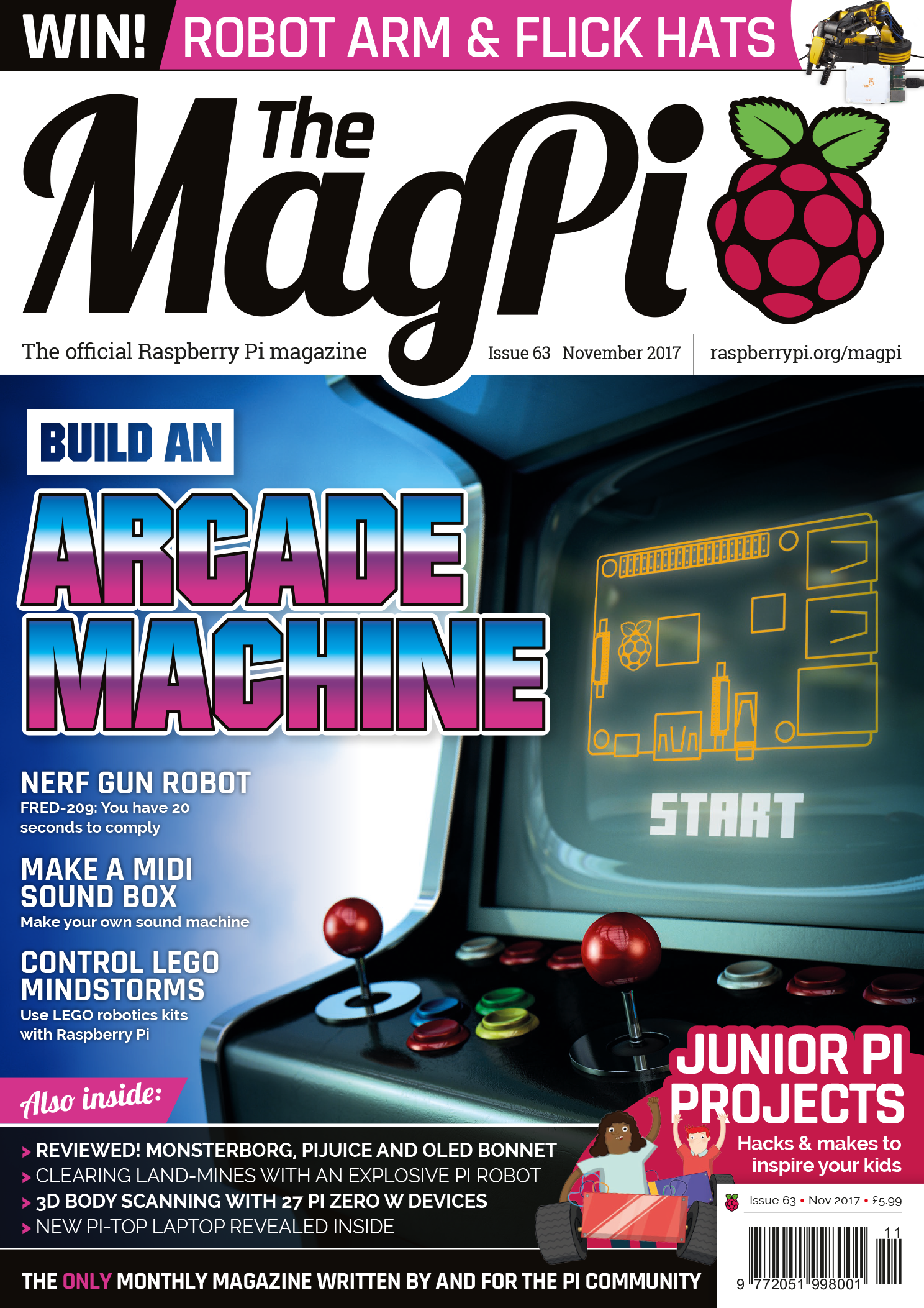 001 magpi63 cover