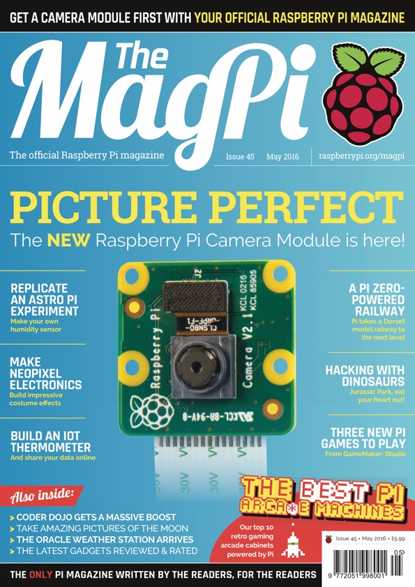 Themagpi45 cover