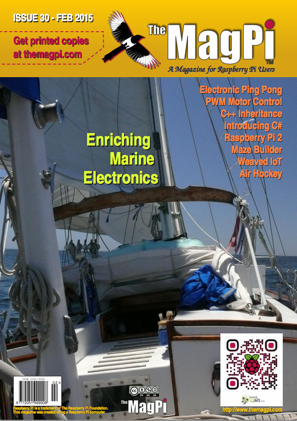 Magpi 30 cover1