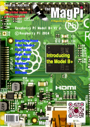 Magpi 26 cover1
