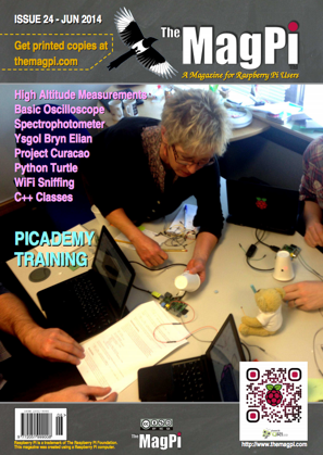 Magpi 24 cover1