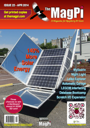 Magpi 22 cover1