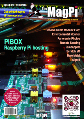 Magpi 20 cover1