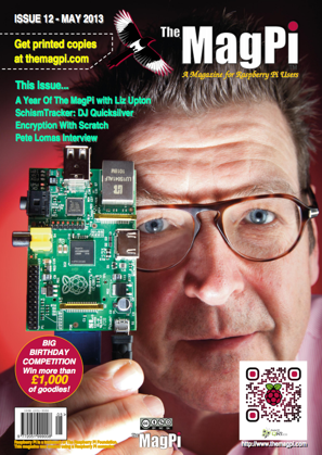 Magpi 12 cover1