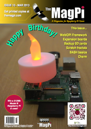 Magpi 10 cover1