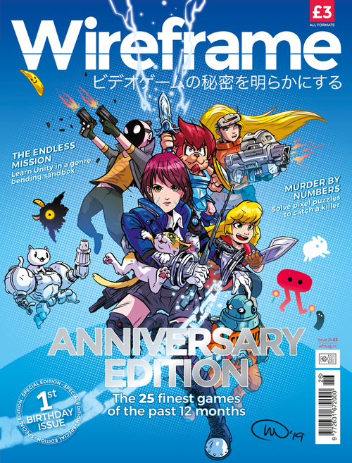 Wireframe issue 26 cover