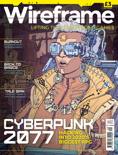 Wireframe issue 29 cover