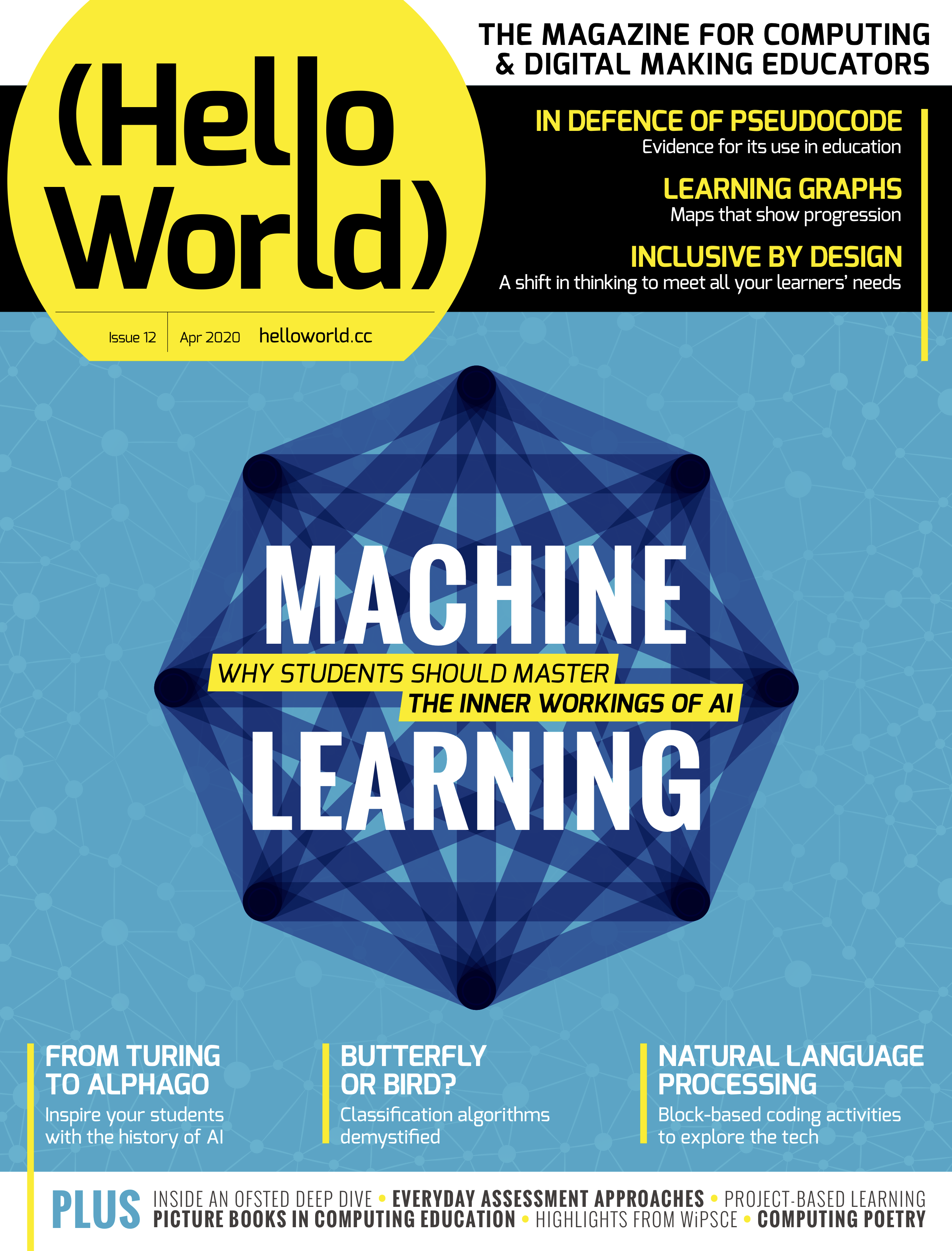 Hello World issue 12 cover